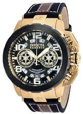 NEW Invicta 20490 Reserve Nitro Swiss Made Quartz Chronograph Strap Watch