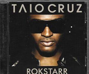 CD-ALBUM-11-TITRES-TAIO-CRUZ-ROKSTARR-2010-NEUF