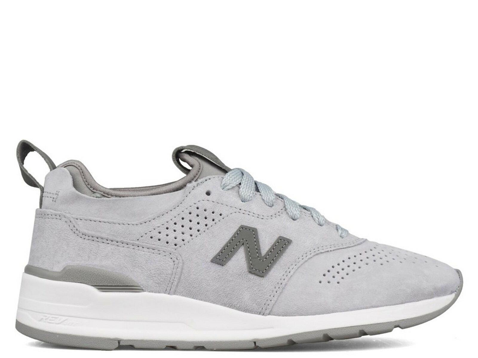 Men's Brand New New Balance Classics Traditionnels Athletic Sneakers [M997DGR2]