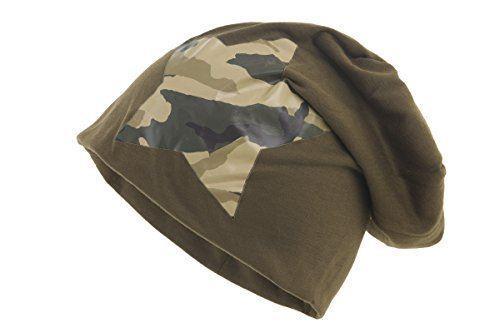 Shenky Camouflage Sternen Beanie Mütze