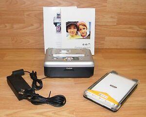 Genuine-Kodak-1547256-USB-Digital-Photo-Camera-Dock-Thermal-Color-Printer