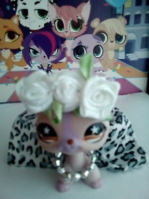 Abbigliamento E Gadget Made For Lps Littlest Pet Shop-mostra Il Titolo Originale Ricco Di Splendore Poetico E Pittorico