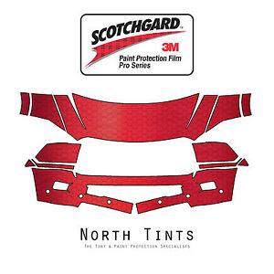 3M Scotchgard Paint Protection Film Clear Bra Pre-Cut 2013 2014 2015 Ford Flex