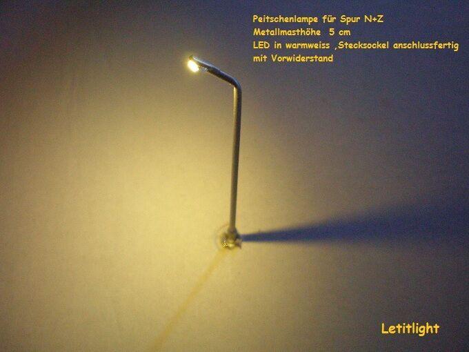 25 x LED-FRUSTE lampade in warmweiss warmweiss warmweiss per traccia N e Z & gt & gt & gt & gtneu aec1f0