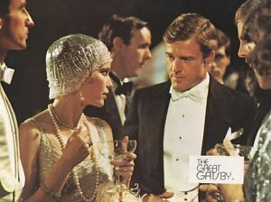 4d73036b9905 The Great Gatsby lobby card print # 4 - Robert Redford, Mia Farrow ...