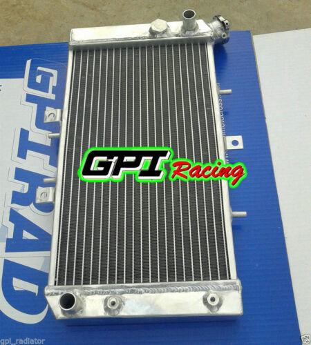 GPI racing radiator Polaris Outlaw 450//525 S//MXR//IRS ATV//Quad 2007-2011 08 09 10