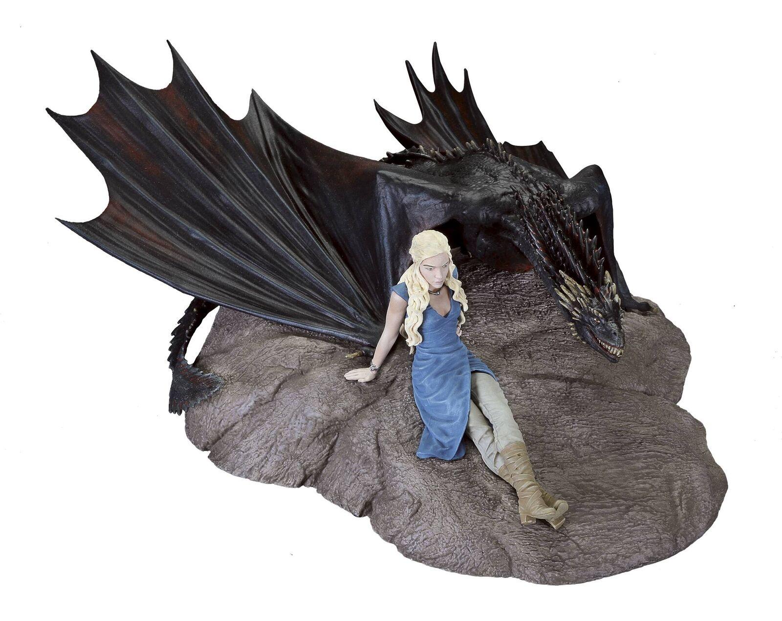 Dark Horse - Juego Of Thrones - Daenerys y Drogon