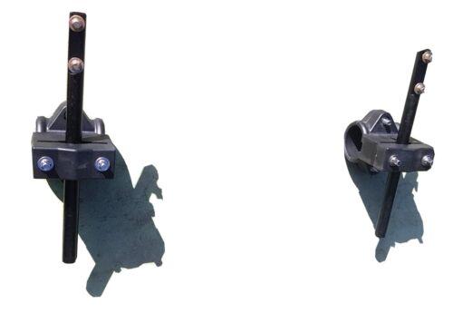 Alesis DM5 Drum Rack Electronic Drum Module Brain Clamp or any 1U rack mount