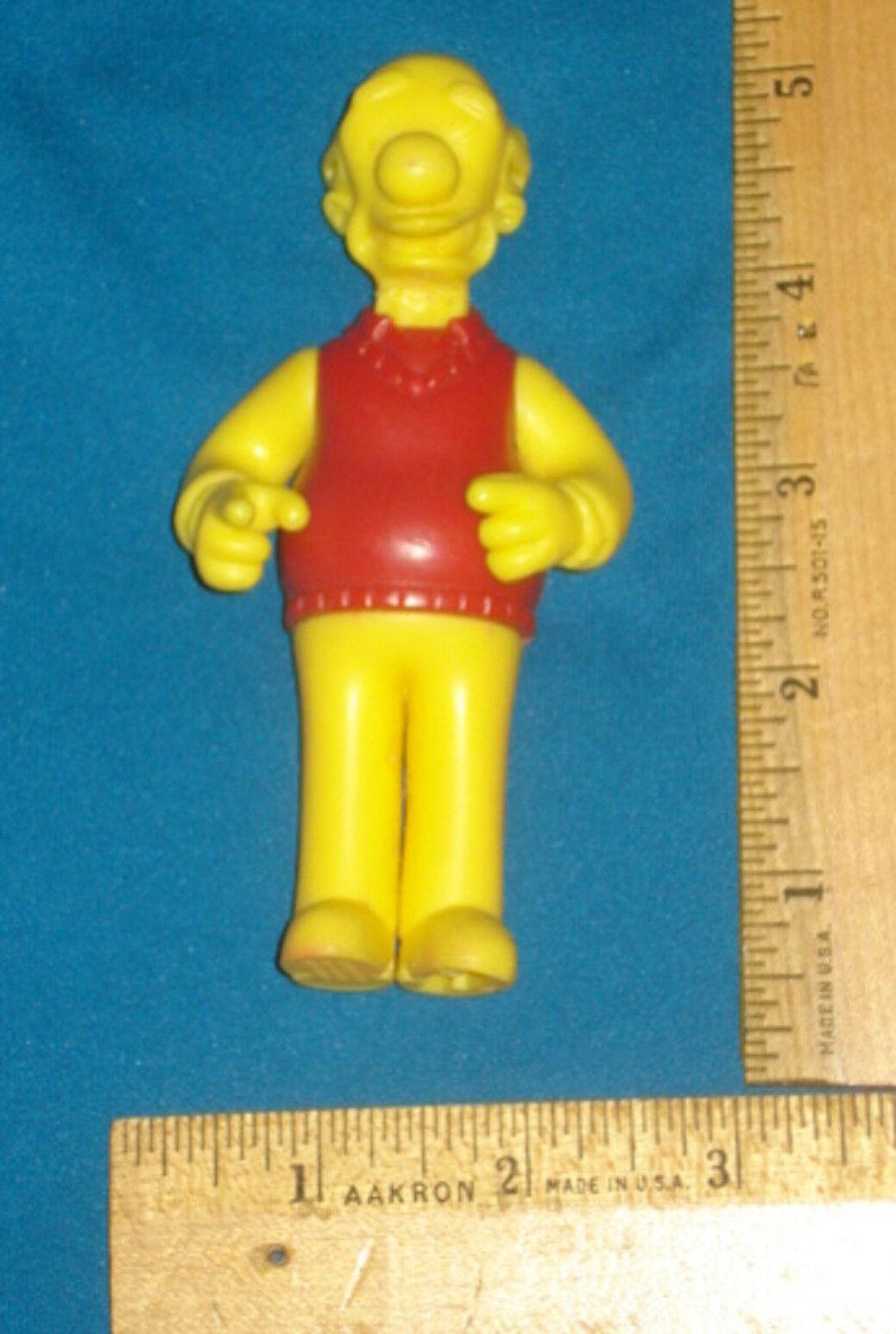 Predotype Test Shot figure Playmates Simpsons Kirk Von Houten  Wave 11 VHTF V2