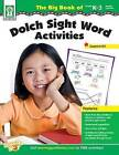 The Big Book of Dolch Sight Word Activities, Grades K - 3 by Helen Zeitzoff (Paperback / softback, 2013)