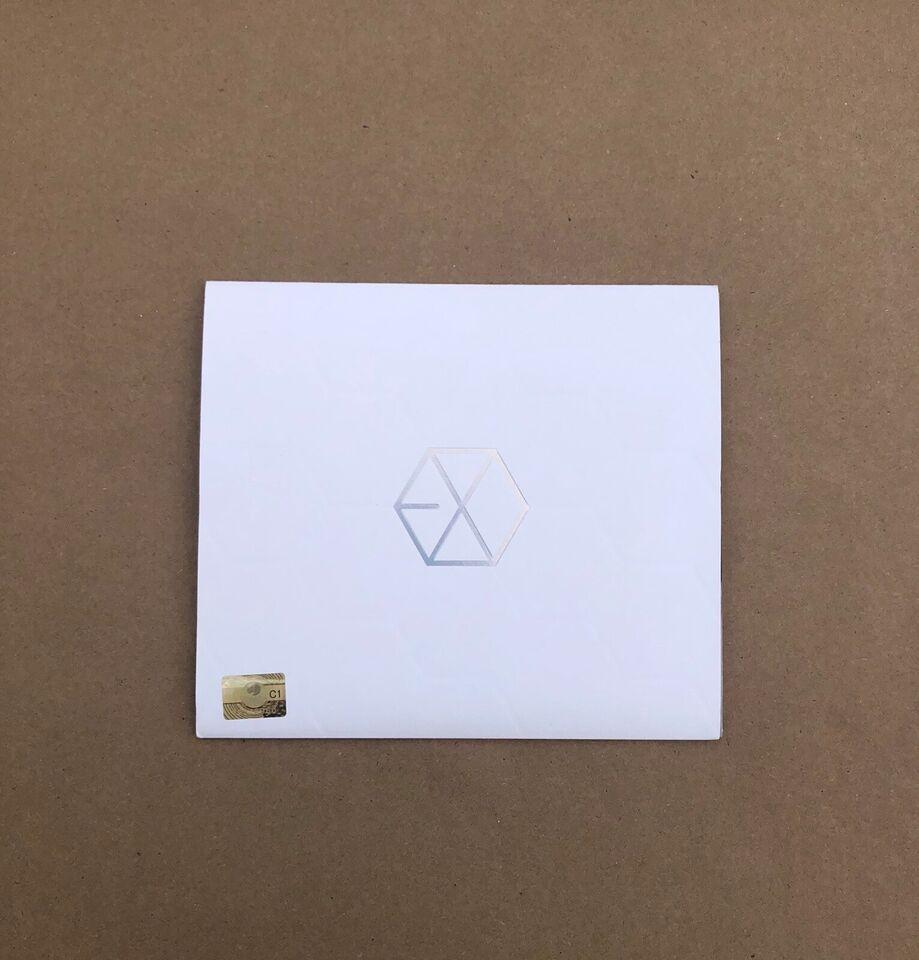 EXO-K: Mini Album Vol. 1 - MAMA, pop