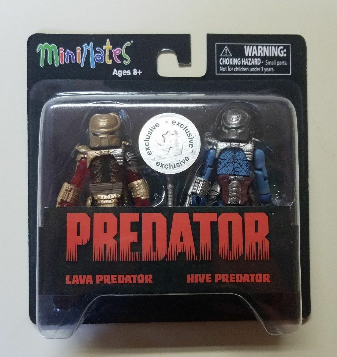 Predator MiniMates Toys R Us Exclusive FOUR ITEMS FOR THE PRICE OF TWO