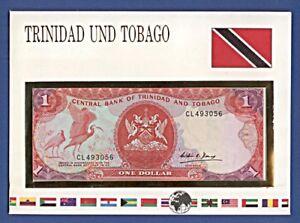 Numisbrief-Notenbriefe-der-Welt-Trinidad-Tobago-1-Dollar-CL-493056-NBA5-53
