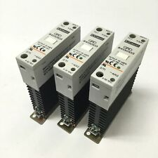 Crouzet GRD 84130150 Solid State Relay Din Rail Mount output 12a 24-280v ac New