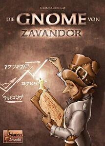 The Gnomes Of Zavandor Game Gioco Da Tavolo In Inglese Gnomi