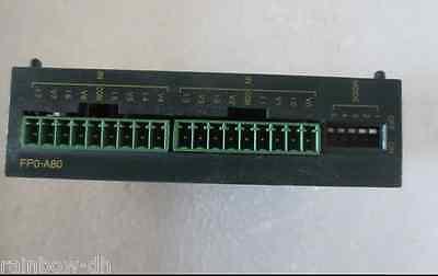 1PC Panasonic PLC FP0-A80