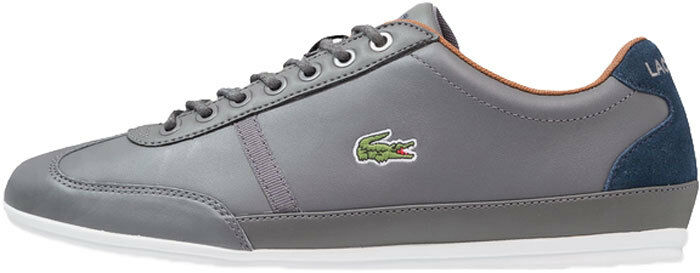 Lacoste Misano Sport 317 1 GRY 7-34cam0046248 Turnchaussures hommes