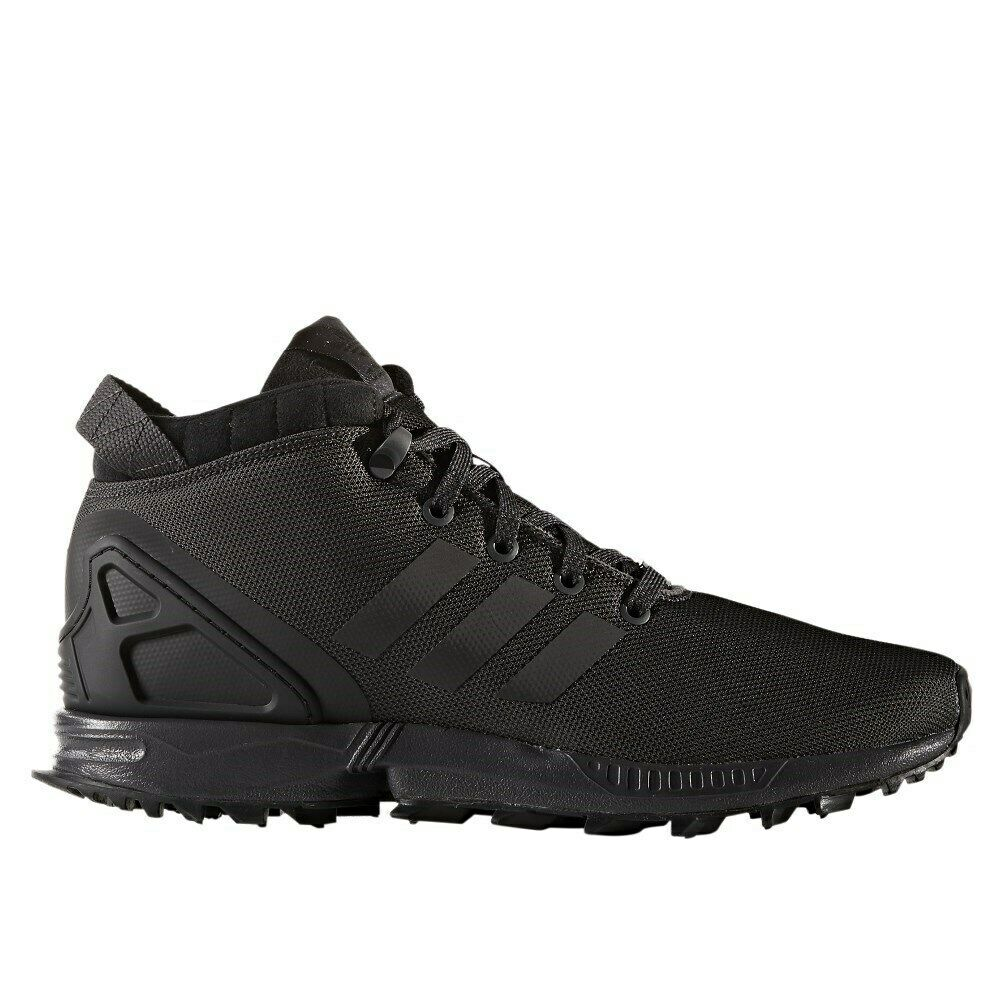 Shoes Universal Men Adidas ZX Flux 58 TR BY9432 Black