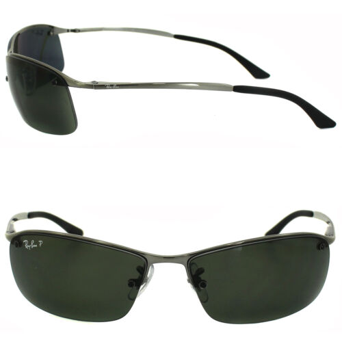e5c8c8341bfb8f Gafas Top Rayban Verde Metalizado 9a Polarizados Sol El 3183 004 Bar Para  axqwx