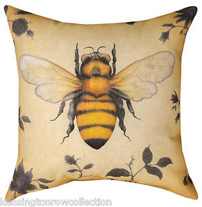 THROW PILLOWS - BEE PILLOW - 18\