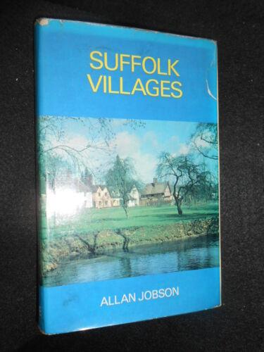 1 of 1 - Suffolk Villages by Allan Jobson (Hardback, 1971-1st) East Anglia, Anglian HB/DJ