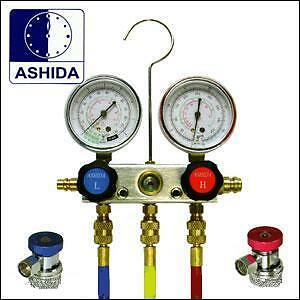 Service-Manifold-Gauge-Set-for-Air-cond-R134a