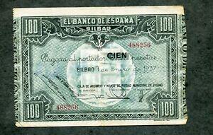 BILLETE-100-PESETAS-BILBAO-1937-488256-EBC-EBC