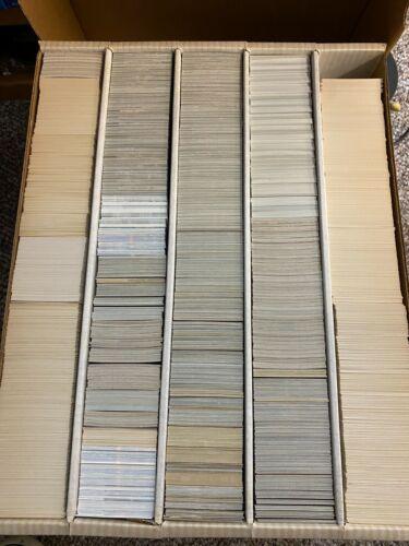 Incredible Basketball Cards Storage Find 100 Card Lots Jordan HOF Rookies Stars