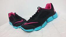 New Girls Nike Youth Lunar Sprint 599274 Black Running Shoes Size 7Y (J14A)
