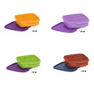 Tupperware /_  Clevere Pause /_ Brotdose  550 ml  Lunch Box  Lila
