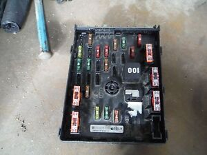 2012 vw passat b7 1 6 tdi fuse box 3c0 937 1252010 2014 image is loading 2012 vw passat b7 1 6 tdi fuse