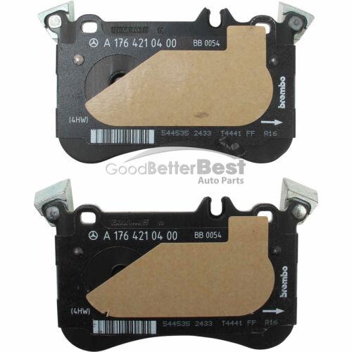 New Genuine Disc Brake Pad Set Front 0004207800 0004204100 for Mercedes MB