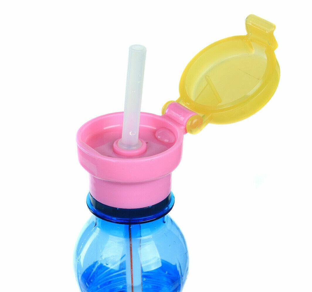 Deckel mit Strohhalm Trinkflasche Sport Flasche Sportflasche baby sippy cup
