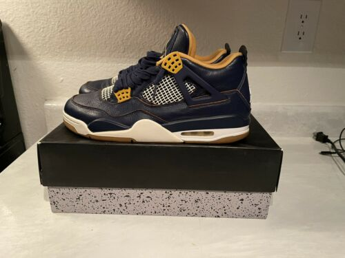 air jordan retro 4 dunk from above Size 11.5