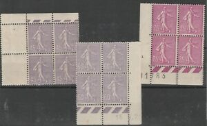 FRANCOBOLLI-1924-26-FRANCIA-SEMINATRICE-MNH-E-2291
