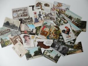 32-BIRMINGHAM-POSTCARDS-COMIC-RPPC-PRINTED-ALL-PHOTOGRAPHED-TAKE-YOUR-PICK-1