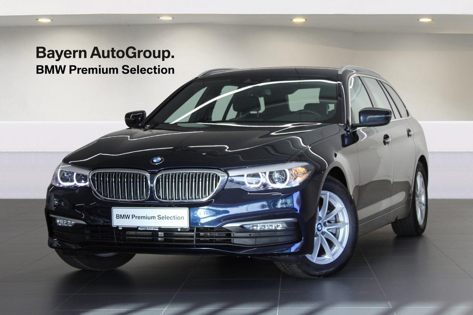 BMW 520d 2,0 Touring aut. 5d - 519.900 kr.