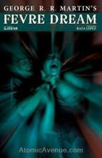 Fevre Dream #2 #5 #6 #7 Nightmare Variant Set Lot (2010) Avatar George RR Martin