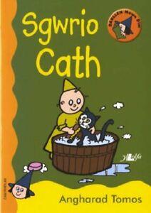 Very-Good-Sgwrio-Cath-Cyfres-Darllen-Mewn-Dim-Cam-Rwdlan-Paperback-Tomos