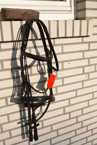 Brand New RTS Dressage Bridle  NEW