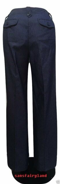 New Directions Size 12 Navy Blue Pants NWT $44.00