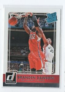 15-16-Donruss-Rated-Rookies-RC-207-Branden-Dawson-Los-Angeles-Clippers