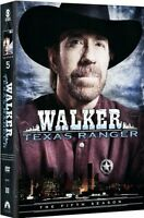 Walker Texas Ranger Season 5 Sealed 7 Dvd Set