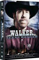 Walker Texas Ranger Season 5 Sealed 7 Dvd Set