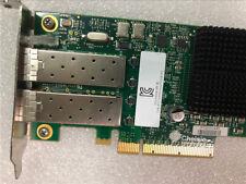 New Chelsio 10Gbps Dual Port FC//SFP PCIex8 Full Server Adapter Card CC2-N320E-SR