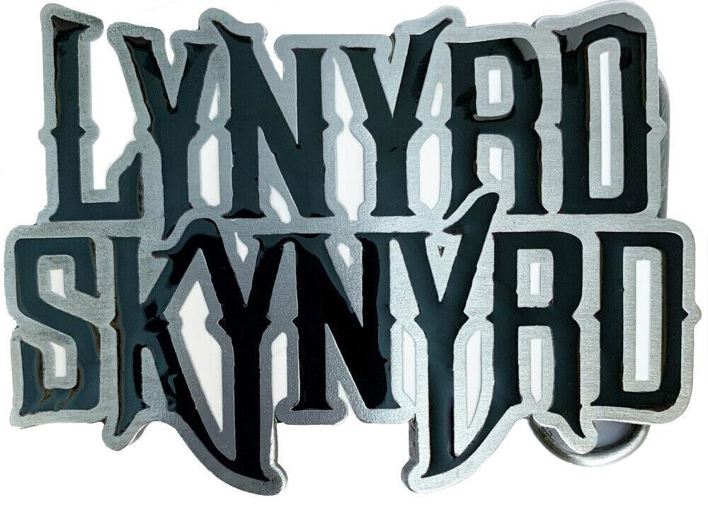 Belt Buckle LYNYRD SKYNYRD Logo by Live Nation Merch