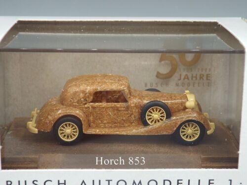 Busch 41311 Spur HO 1:87 Horch 853 in Holzoptik  #NEU in OVP#