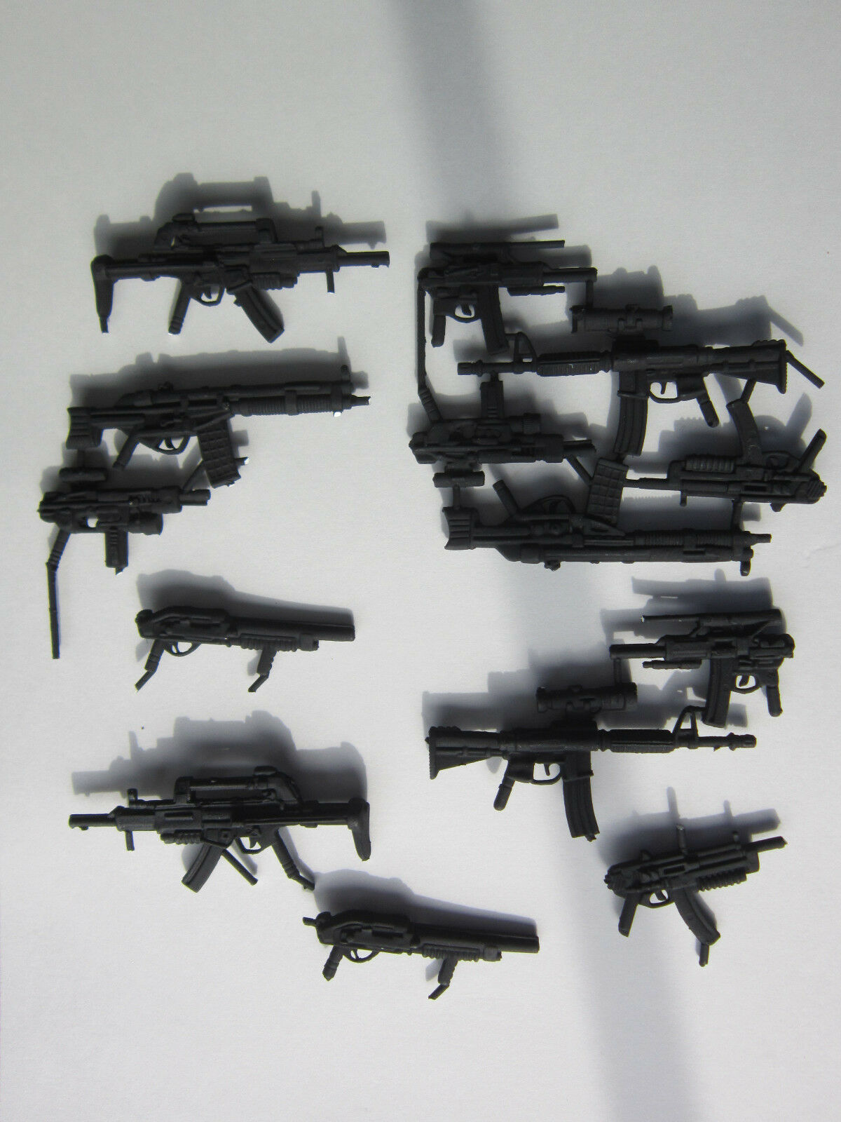 Corps Lanard Prototype Test Type Paint Master Weapons 1 6 resin tree army
