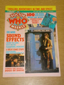 DOCTOR-WHO-29-1980-APR-30-BRITISH-WEEKLY-MONTHLY-MAGAZINE-DR-WHO-DALEK-CYBERMEN