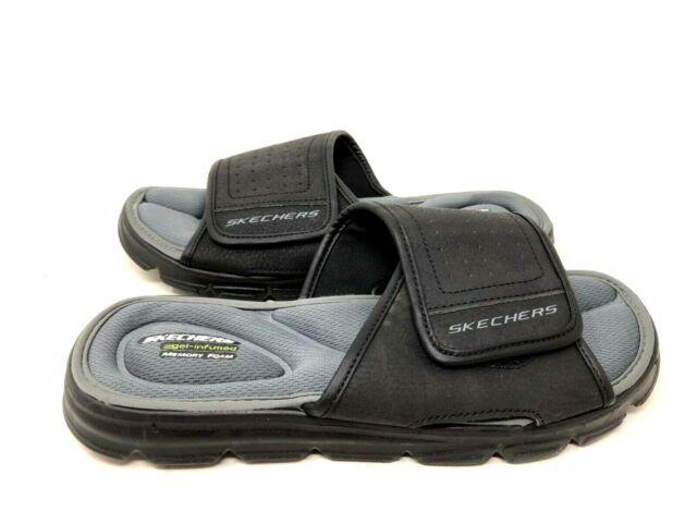 skechers wind swell sandals \u003e Clearance